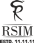 RSIM Logo